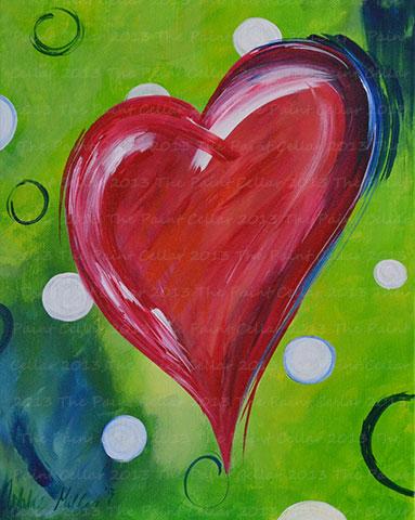 Vibrant-Heart