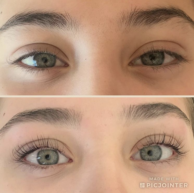 Youth Brows + Lash Lift + Lash Tint