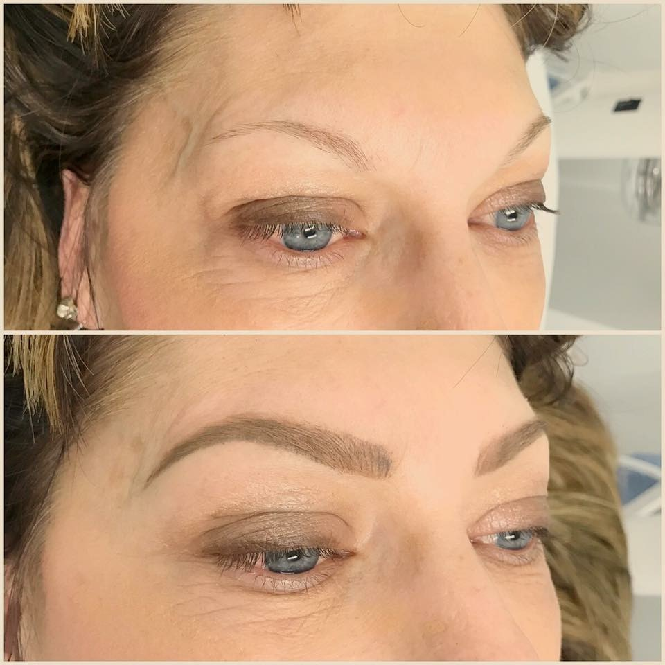 Brow Shape & Wax