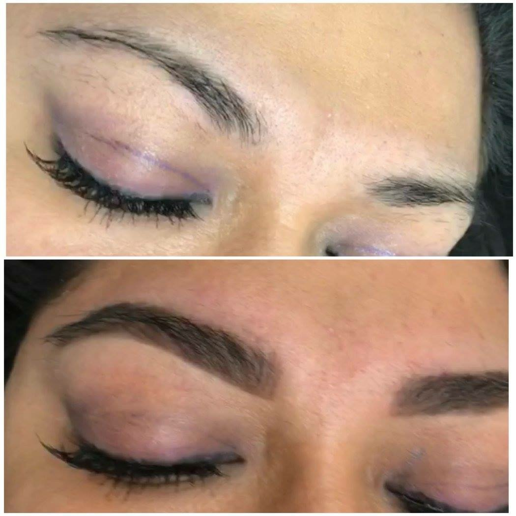 Brow Shaping & Wax