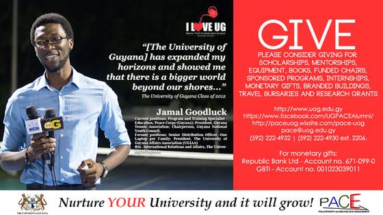 Jamal Goodluck