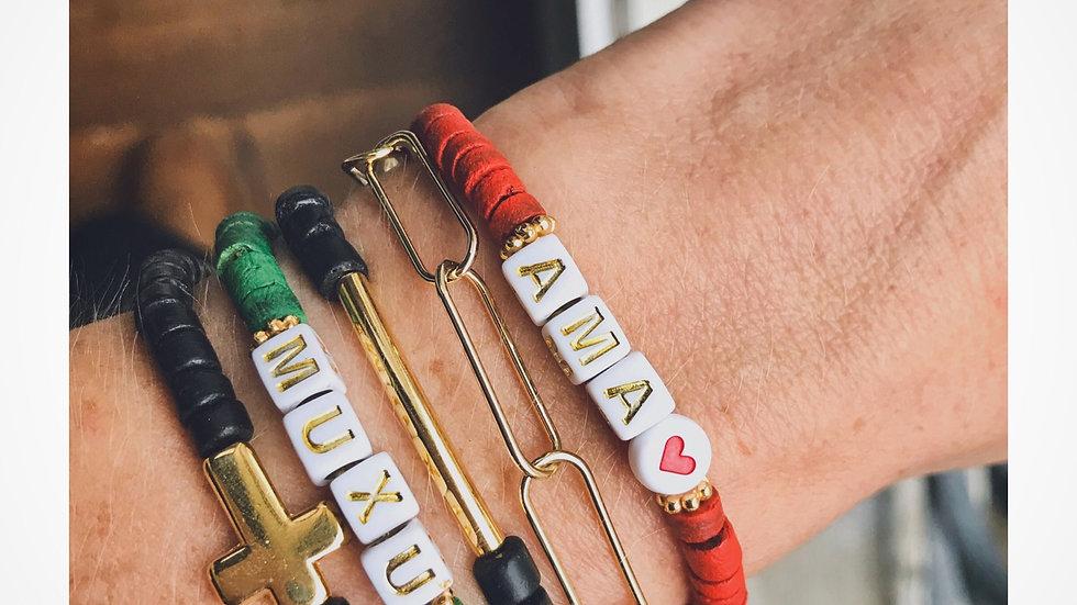 Bracelet Muxu/ama