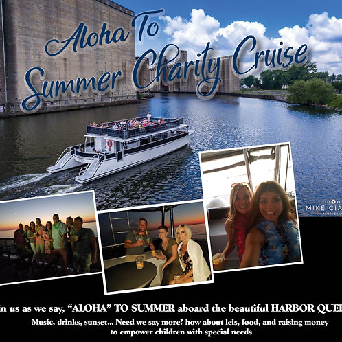Charity Cruise Ticket