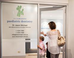 Illawarra Paediatric Dentistry front