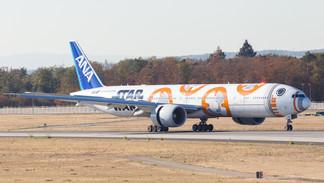 JA789A All Nippon Airways Boeing 777-300(ER)