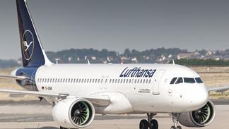 D-AINK Lufthansa Airbus A320Neo
