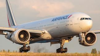F-GSQH Air France Boeing 777-300 ER