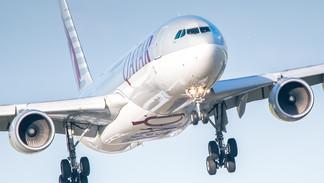 A7-AEN Qatar Airbus A330-300