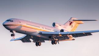 2-MMTT Private Owner Boeing 727-100
