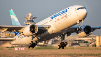 CS-TFM EuroAtlantic Airways Boeing 777-212(ER)