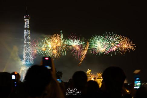 PARIS BASTILLE DAY 2021