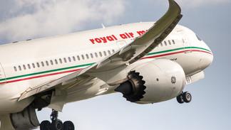 CN-RGS Royal Air Maroc Boeing 787-800