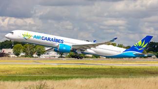 A350-1000 TAKE OFF