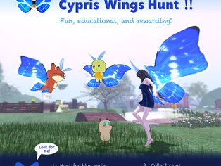 Cypris Wings Hunt!