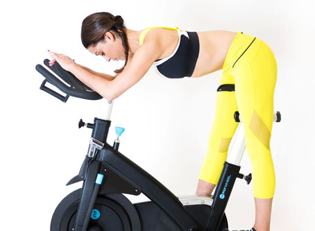 The Only 5 Stretches You Need to Do After Indoor Cycling