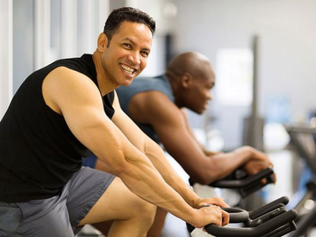 Top 10 Reasons Men Should Do Spinning Workouts! (could be one of your 2018 resolutions)