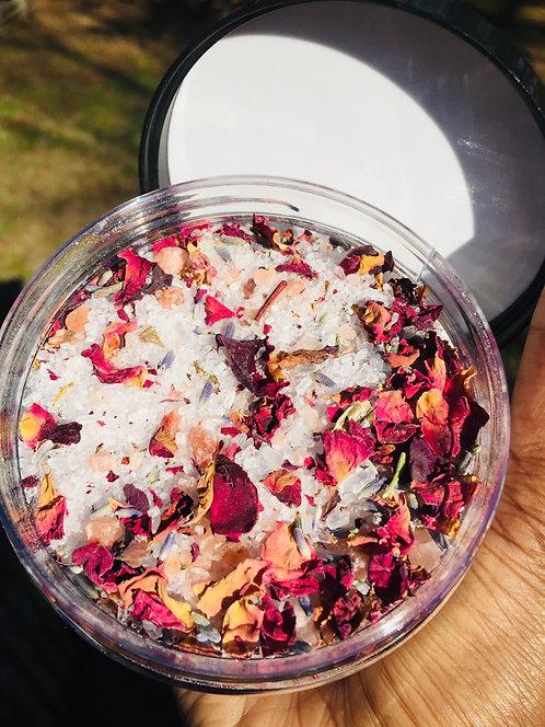 Rose & Lavender Bath Soak