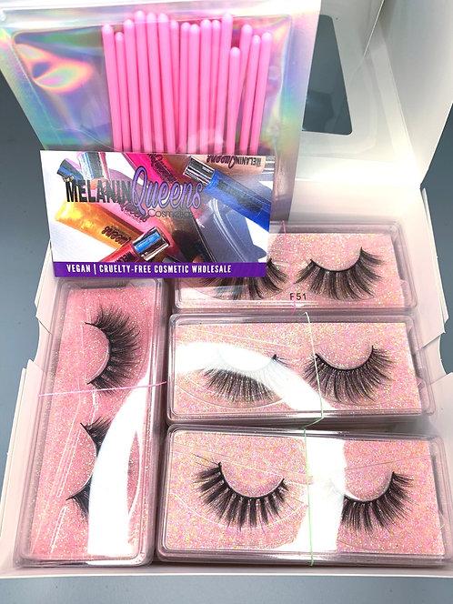 Pink Lash Kit #1