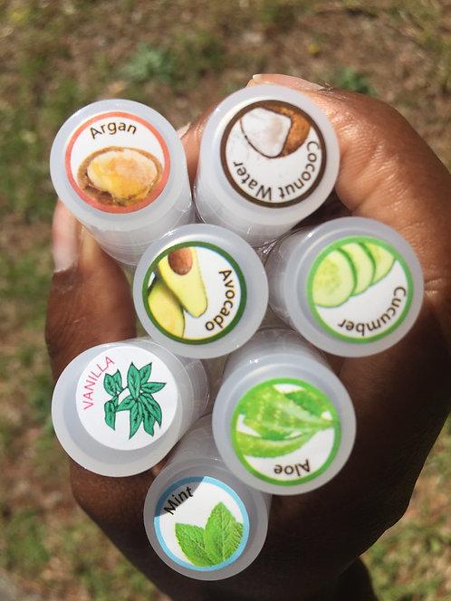 Natural Lip Oils