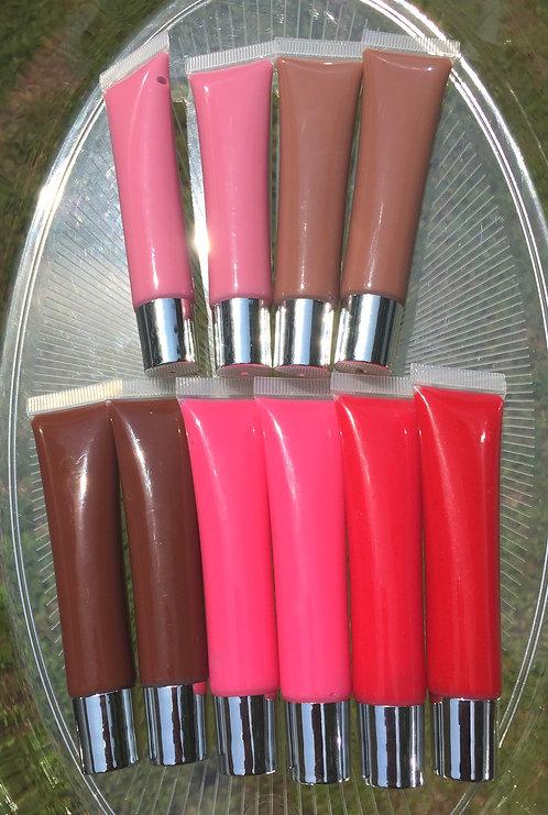 10ct Tinted Gloss Bundle ( 15ml )