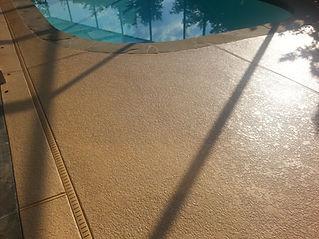 Pool Deck Resurfacing & Repair
