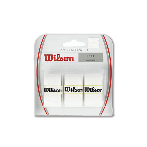 Wilson Pro Overgrip Perforated 3-Pck