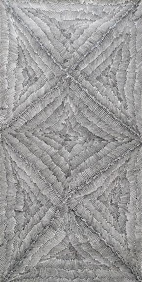 MINA MINA by AMANDA NUNGARRAYI LEWIS