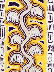 WARU AT WATARRU by Anne Nangala Dixon
