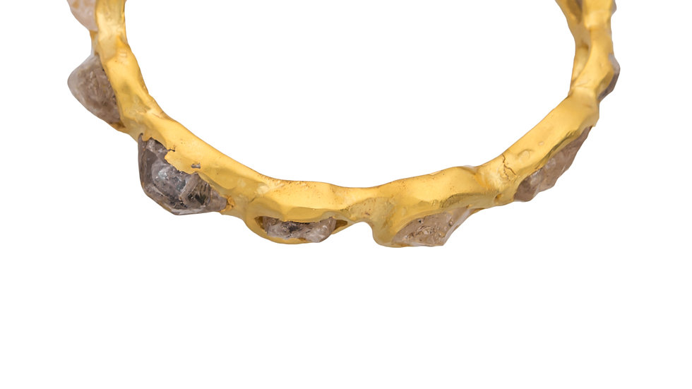 Gold Silence Bracelet