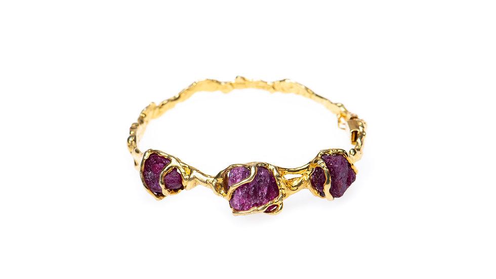 Ruby July Bracelet