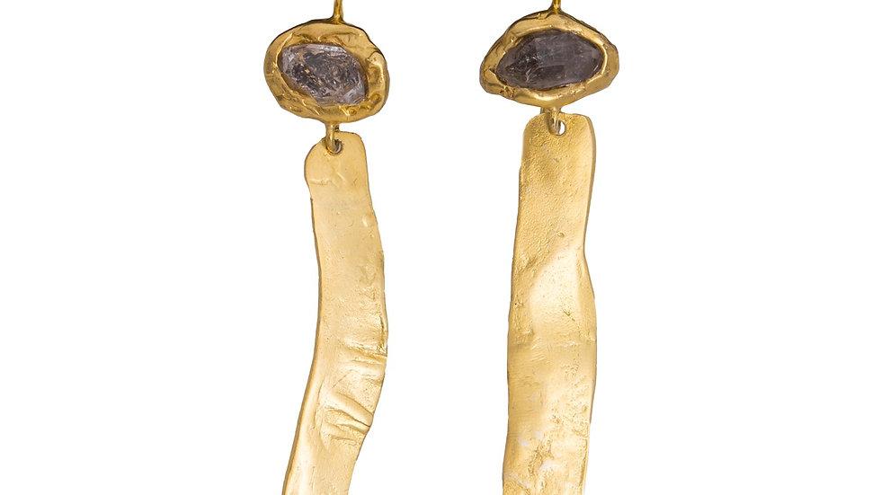 Eel Earrings