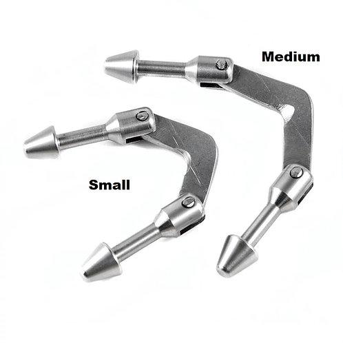 MVD Inox Wishbone with inserts