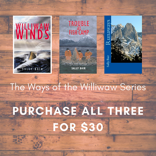 The Ways of the Williwaw Series