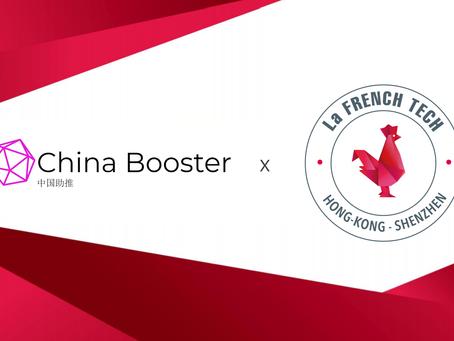 Soutien aux start-up : China Booster et La French Tech Hong Kong/Shenzhen unissent leurs forces