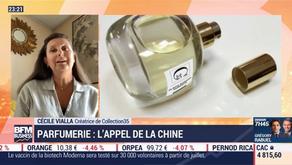 Collection35, la maison de parfums accélérée par China Booster à la conquête de la Chine sur BFMTV