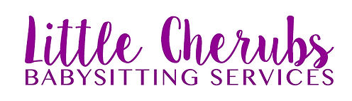 Little Cherubs Babysitting Services Logo