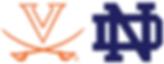 Virginia-vs-Notre-Dame-logos.png