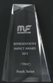 Honored by MagnaFlow Two Years in a Row