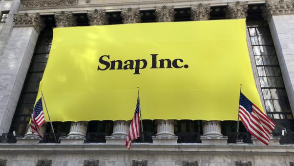 低於招股價的 SNAP 現在是否買入良機?