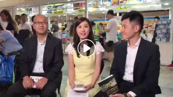 on.cc 東網/東方日報Facebook 直播節目