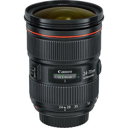 Canon 24-70mm f/2.8L II