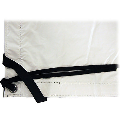 Ultrabounce (White/Black, 12 x 12')