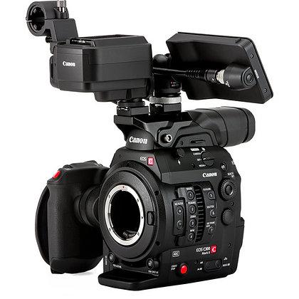 Canon Cinema EOS C300 Mark II Camera Kit (EF Mount)