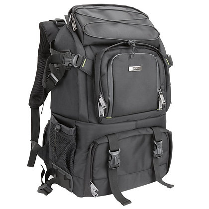 Evecase XL Professional DSLR Camera/Laptop Travel Backpack