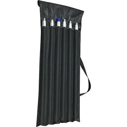 "Dana Dolly Portable Aluminum Pipe Kit (6-Pack, 39"")"