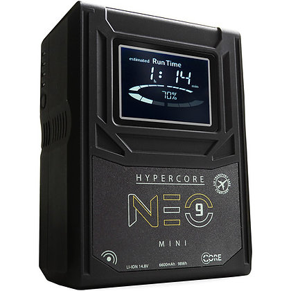 Core SWX Hypercore NEO 9 Mini 98Wh 2-Battery Kit with Dual Charger (Gold Mount)