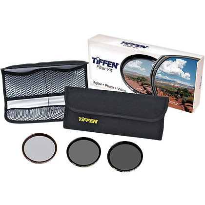 Tiffen 77mm DV Select Filter Kit 3