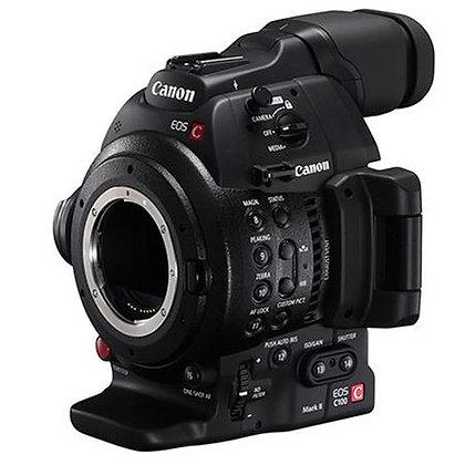 Canon EOS C100 Mark II EF