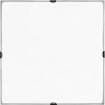 Westcott Scrim Jim 6x6 Frame  w/ Full Stop Diffusion Fabric