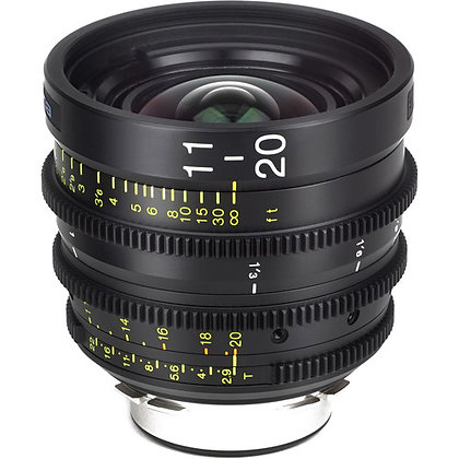Tokina Cinema ATX 11-20mm Zoom Lens
